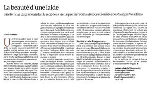 Recensione su Le monde des libres, 6 settembre 2013